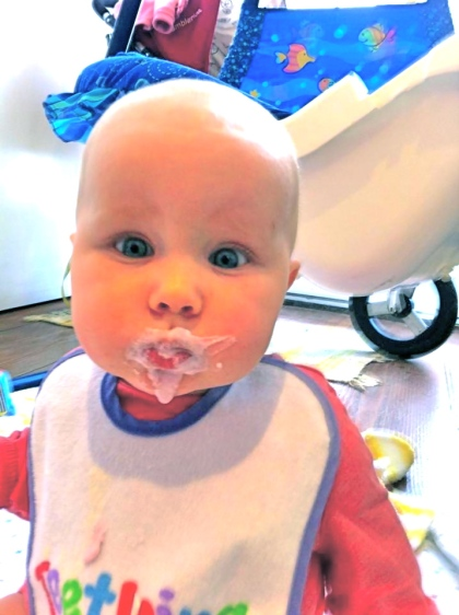 Yogurt Baby