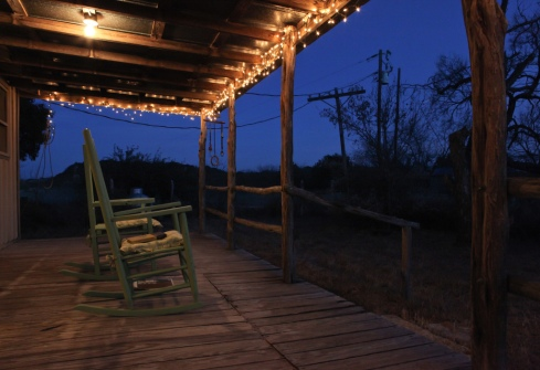 """The porch, evening"" By Lars Ploughman on Flickr"