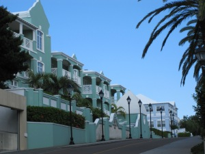 High on my return-to list: Bermuda, with its sunny pastels and breezy Colonial style. Gorgeous.