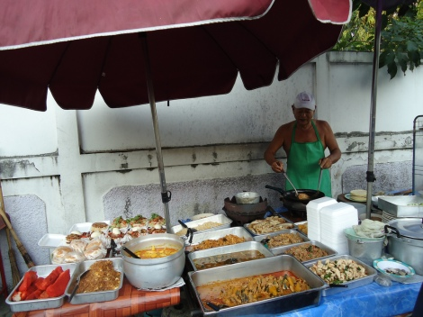 "Any of these Thai dishes probably cost from $.25- $.75! ""Street Food Joy"" by nist6dh on Flickr."