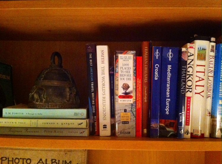 My Travel Book Library