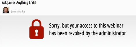 Access Revoked.