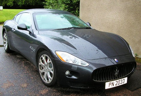 Maserati Front by Duncan Brown on Flickr