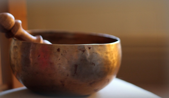 """Meditation Bowl"" by Suzanne Schroeter on Flickr"