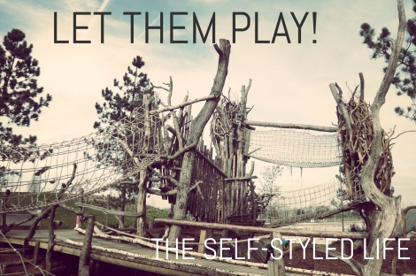 Let Them Play! Feature Friday on the self-styled life