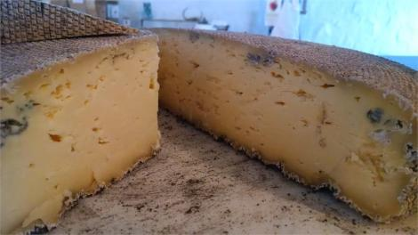 Jean-Louis. My favorite Bobolink cheese. Photo by Bobolink Dairy. You can order their cheese and bread ONLINE! GO THERE NOW.