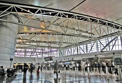 George Bush Intercontinental. From Wikicommons