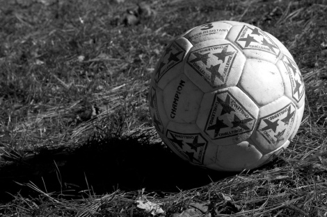 "It's not the ""beautiful game"" for nothing--soccer is a unifying game worldwide! Photo credit: Jake Bellucci on Flickr"