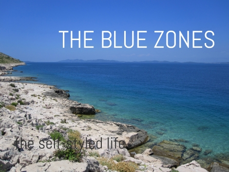 Blue Zones: Guidelines for a Healthy, Happy, Long Life on the self-styled life