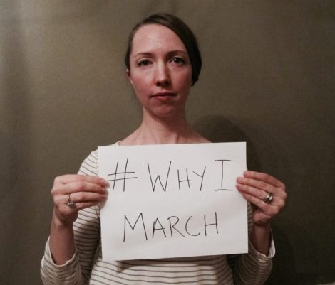 #WHYIMARCH