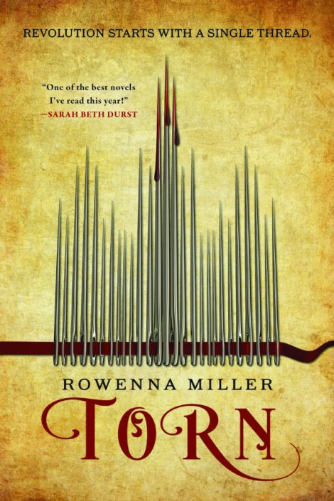 "Review of ""Torn"" by Rowenna Miller on theselfstyledlife.com"